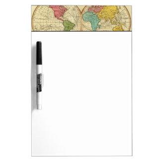 World 3 Dry-Erase whiteboards