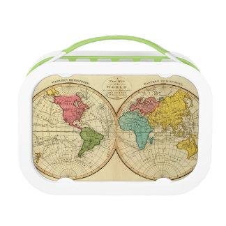 World 3 lunchbox