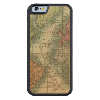 World 4 carved® maple iPhone 6 bumper case