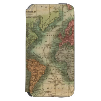 World 4 incipio watson™ iPhone 6 wallet case
