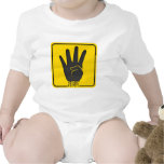 World 4 Rabia R4BIA support T-shirts