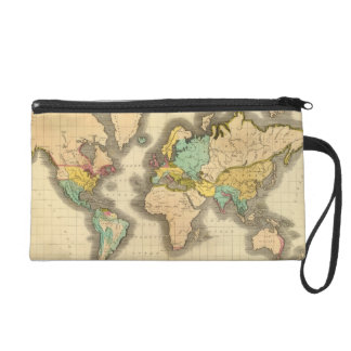 World 6 wristlet purses