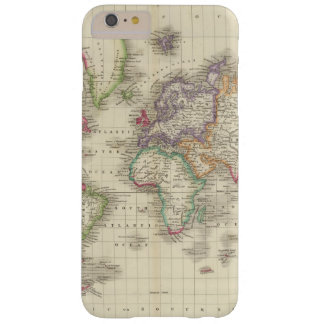 World 9 barely there iPhone 6 plus case
