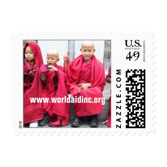World Aid Inc Postage