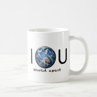 World Apart Coffee Mug