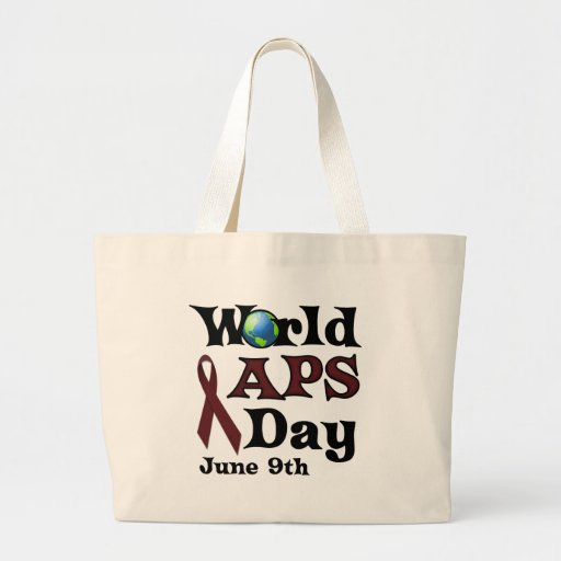 WORLD APS DAY BAGS