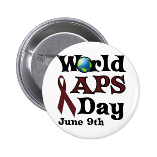 WORLD APS DAY BUTTONS