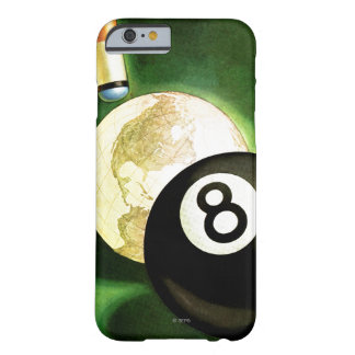 World as Cue Ball iPhone 6 Case