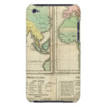 World as Known to the Ancients Division iPod Touch Cases