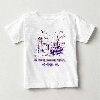 World at My Fingertips Baby T-Shirt