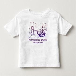 World at My Fingertips Toddler T-shirt