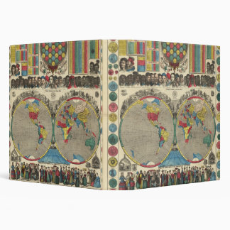 World At One View Vinyl Binders