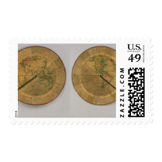 World Atlas 2 Stamp