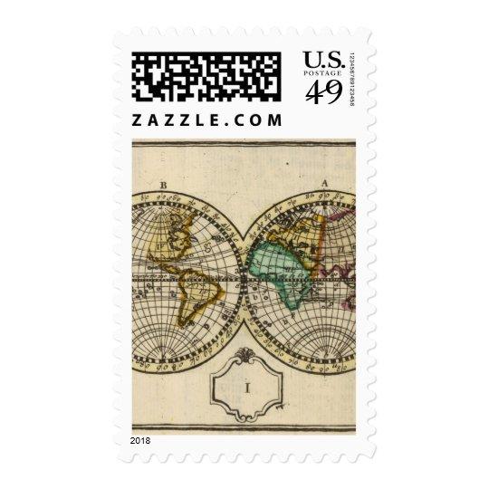 World Atlas Postage