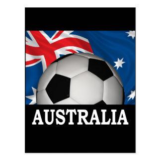 World Australia Postcard