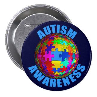 World Autism Awareness Pins