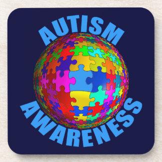 World Autism Awareness Coasters