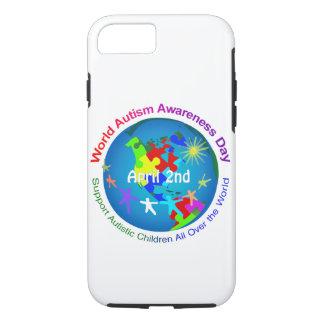 World Autism Awareness Day iPhone 8/7 Case
