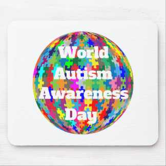 World Autism Awareness Day Mouse Pad