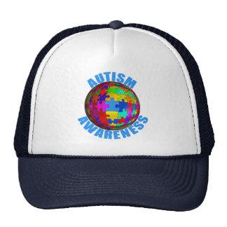 World Autism Awareness Hats
