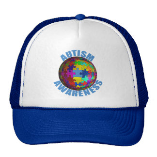 World Autism Awareness Hat