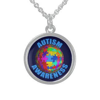 World Autism Awareness Custom Necklace