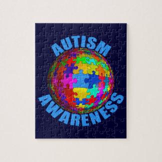 World Autism Awareness Puzzle