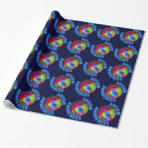 World Autism Awareness Wrapping Paper