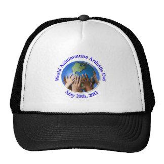 World Autoimmune Arthritis Day (WAAD) Logo Trucker Hat