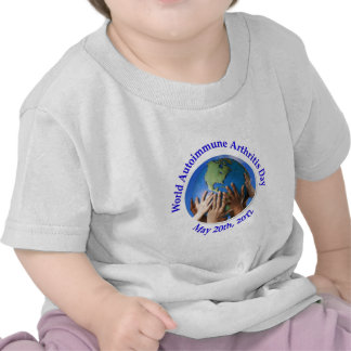 World Autoimmune Arthritis Day (WAAD) Logo T-shirt
