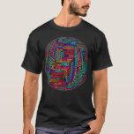 World Awareness Typography T-Shirt