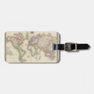 World. Bag Tag