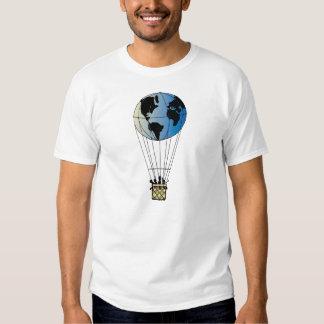 World Balloon Shirt