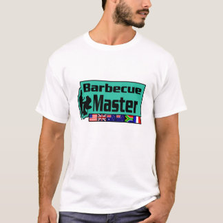 World Barbecue Master T-Shirt