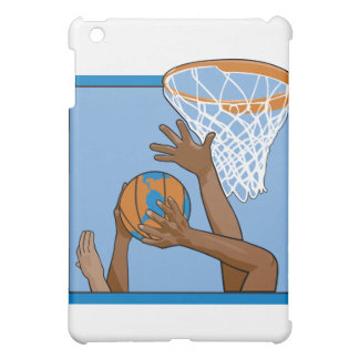 world basketball design cover for the iPad mini