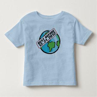World Best Before 12.21.2012 T Shirt