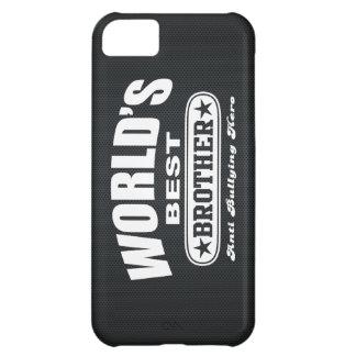 World Best Brother (Anti Bullying Hero) iPhone 5C Case