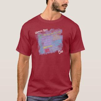 World Best Dadism Shirt