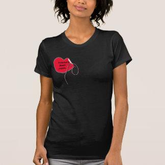 World best mom sewing heart T-Shirt