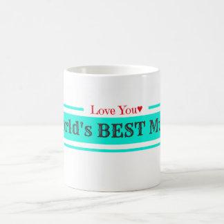 World Best Mum Mug