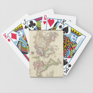 World. Bicycle Playing Cards