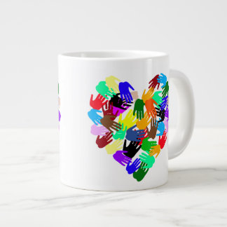 World Brotherhood Large Coffee Mug
