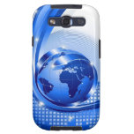 World Business Concept Galaxy SIII Case