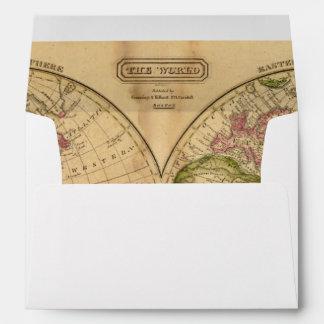 World by Worcester Envelopes