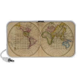 World by Worcester iPod Speaker