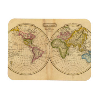 World by Worcester Magnet