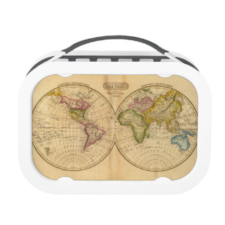 World by Worcester Yubo Lunchboxes