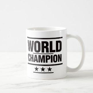 World Champion Coffee Mug