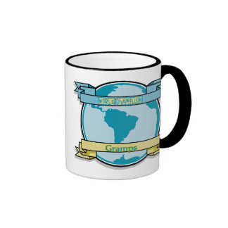 World Champion Gramps Ringer Coffee Mug
