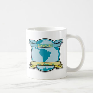 World Champion Grandmama Coffee Mug